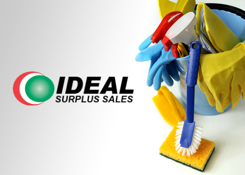 Jump into Spring Cleaning with Ideal Surplus