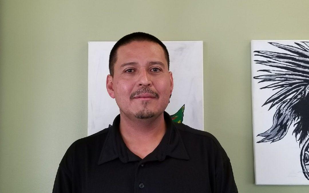 Congratulations to Eddie Gutierrez!