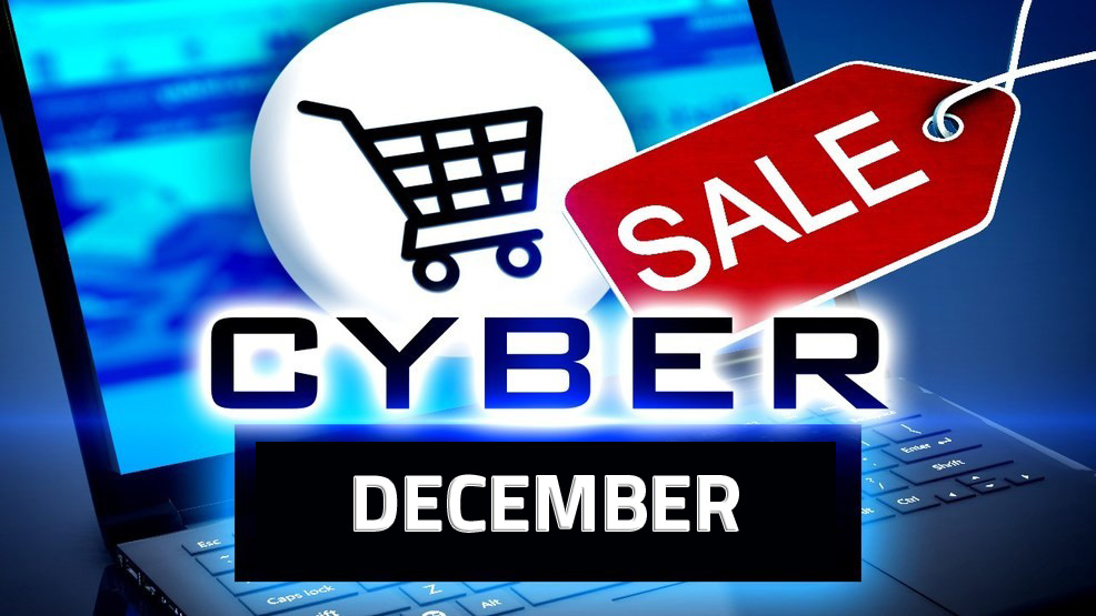 Take Advantage of Cyber Week Sales All December Long at Ideal Surplus