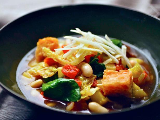Vegetarian Ribollita