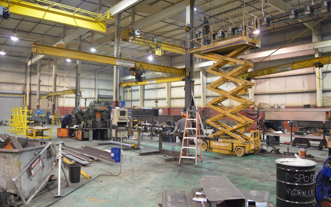 Ideal Steel Shop Renovations Start a New Year