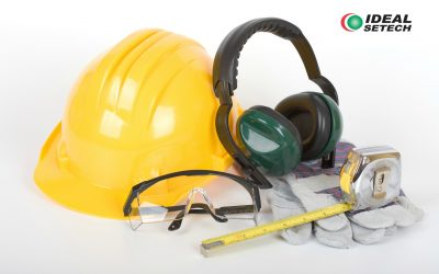 New Safety Wear Required at Ideal Setech Share the Spare