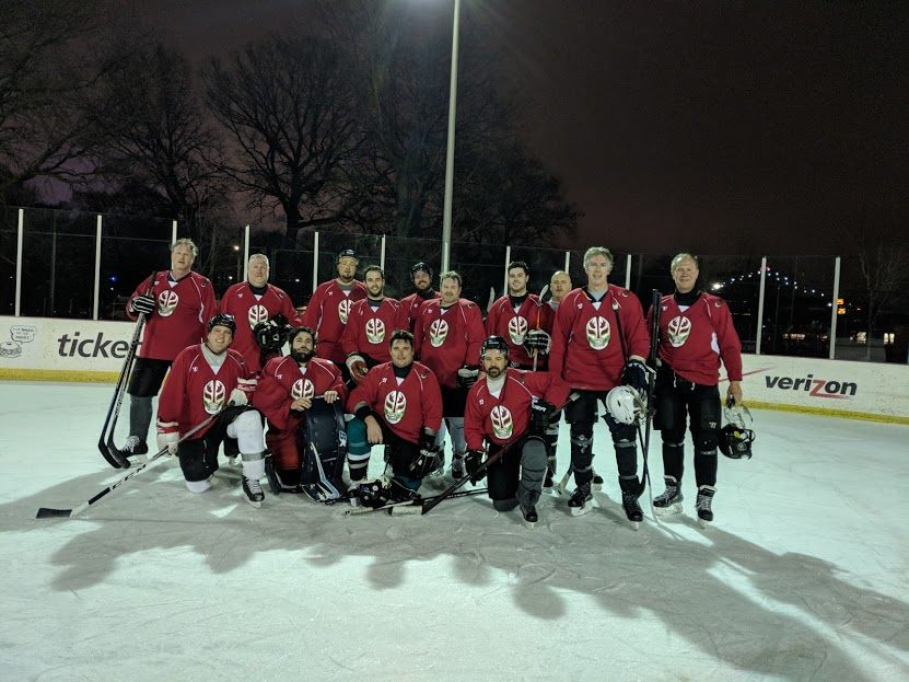 The 4th Annual Clark Street Classic Hockey Tournament