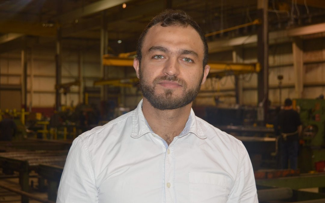 New Man of Steel: Meet Taha