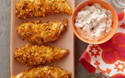 Homemade Frozen Chicken Fingers